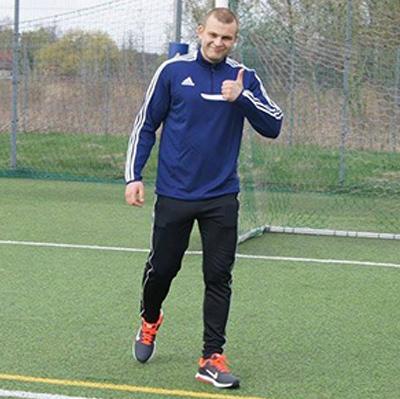 Bartłomiej Pietruszka - Trener piłki nożnej
