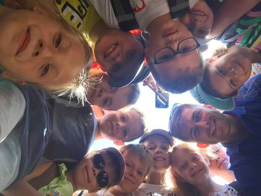 Zapraszamy dzieci na obozy piłkarskie w Sport Park Budowlani