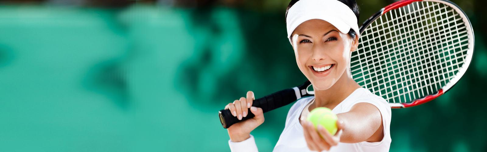 Klub tenisowy Sport Park Śląsk - Chorzów - Park Śląski - Tenis